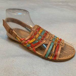 Vintage Naturalizer N5 Westerly Sandals
